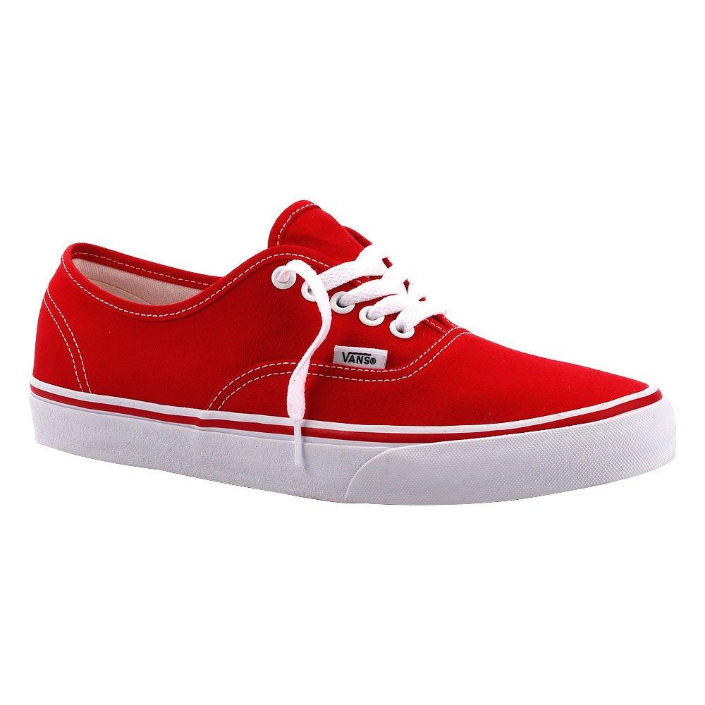Tenis Vans feminino vermelho
