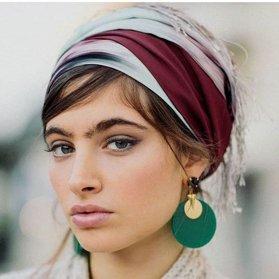acessorios moda reveillon headband