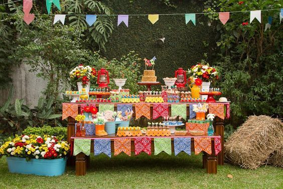 barraca doces festa junina inspiracao