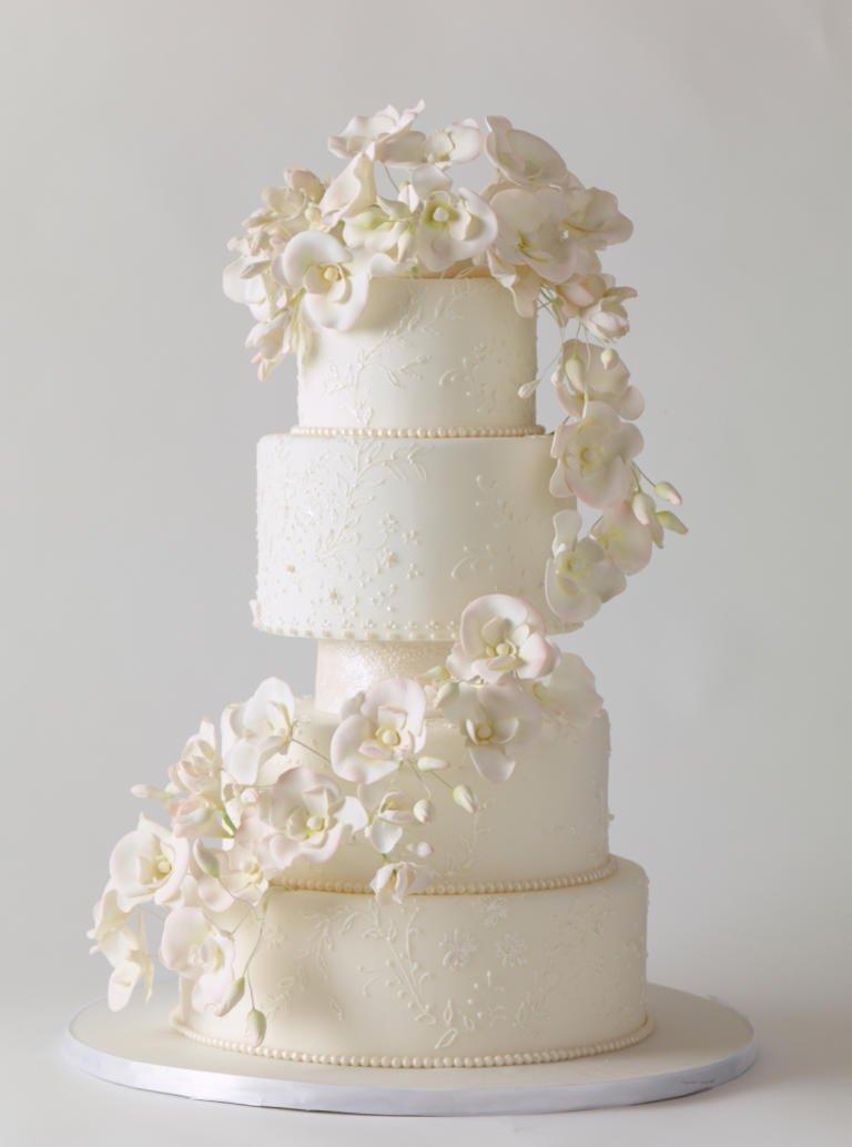 bolo de casamento lindo