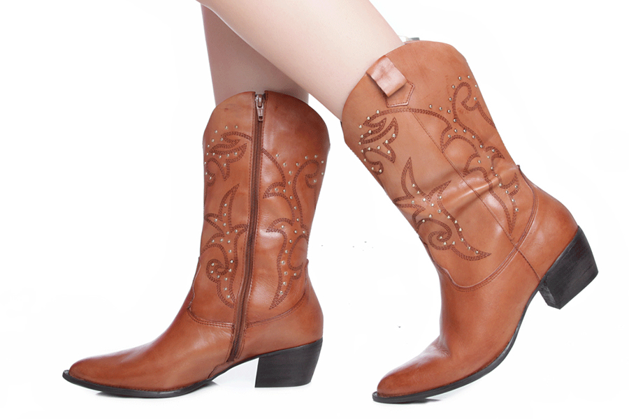 bota country feminina