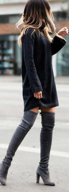 botas mulher inverno