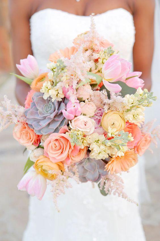 bouquet ramo noiva ideias 8