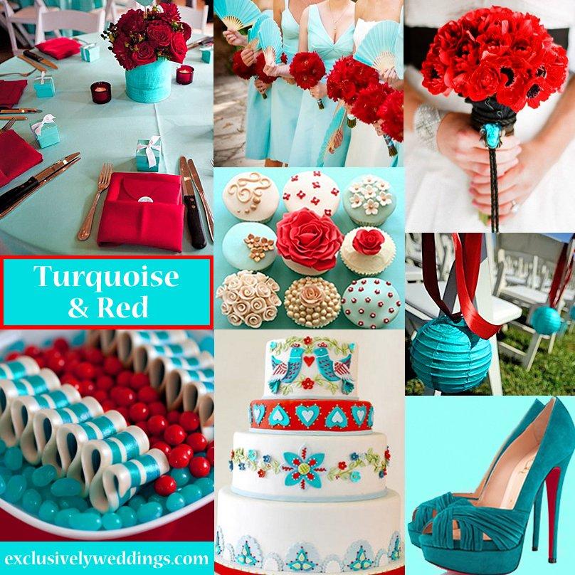 cores-casamento-turquesa-e-vermelho
