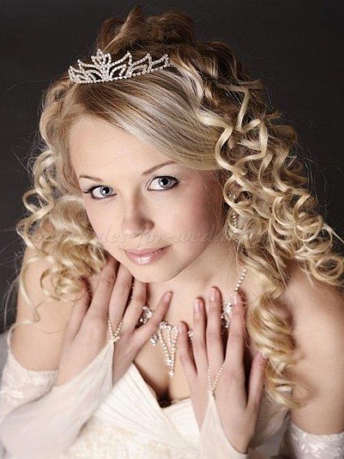 corte de cabelo com tiara