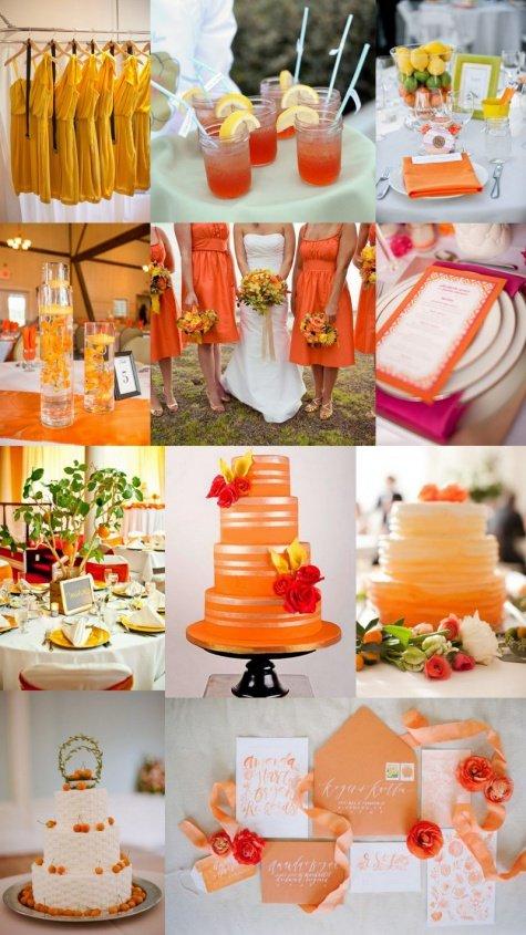 decoracao-casamento-2016-laranja