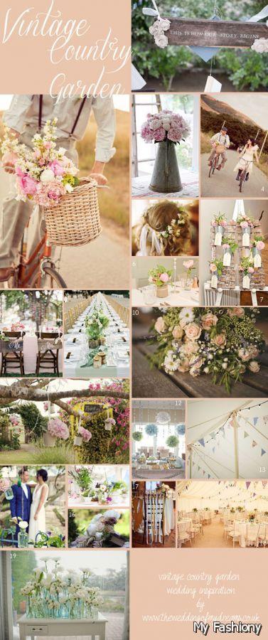decoracao-casamento-2016-vintage