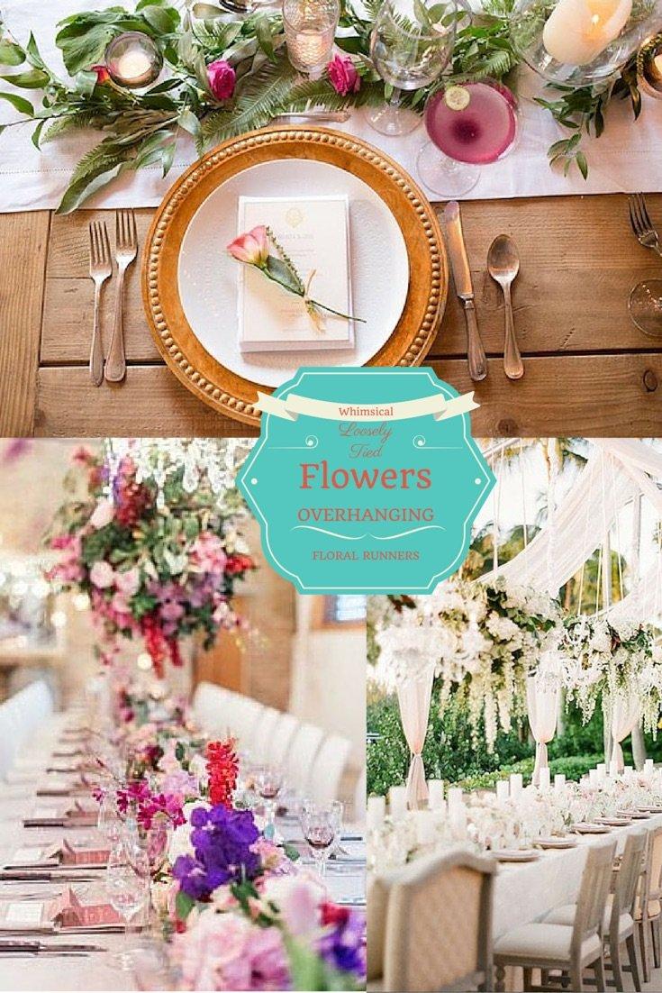 decoracao casamento com flores