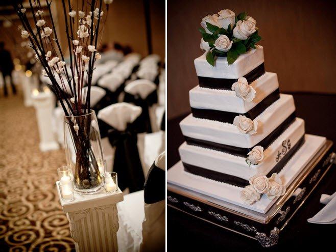 decoracao casamento simples