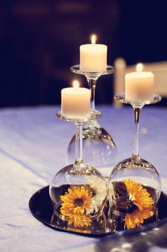 decoracao mesa casamento 2
