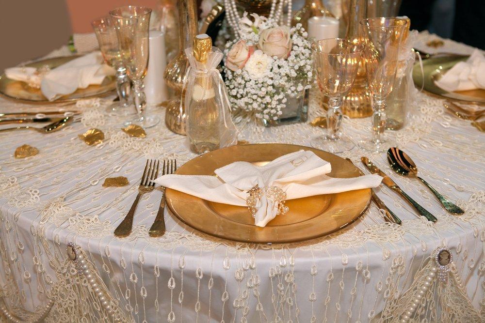 decoracao mesa casamento 2016
