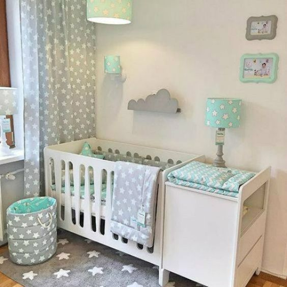 decoracao quarto bebe menino 2