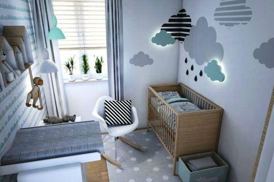 decoracao quarto bebe menino 3