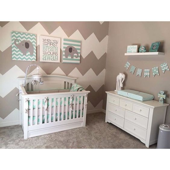 decoracao quarto bebe menino 5