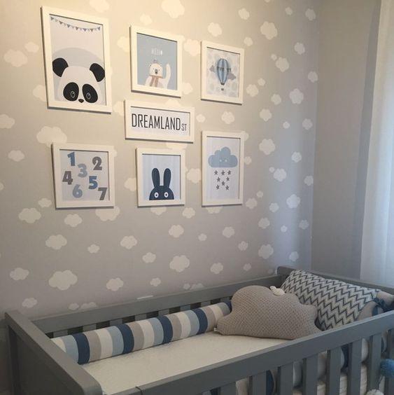 decoracao quarto bebe menino 6