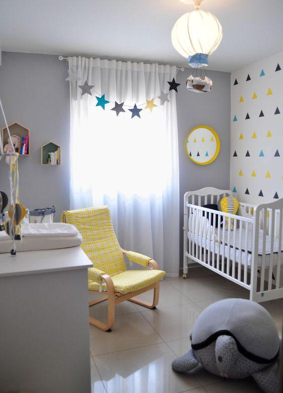 decoracao quarto bebe menino 7