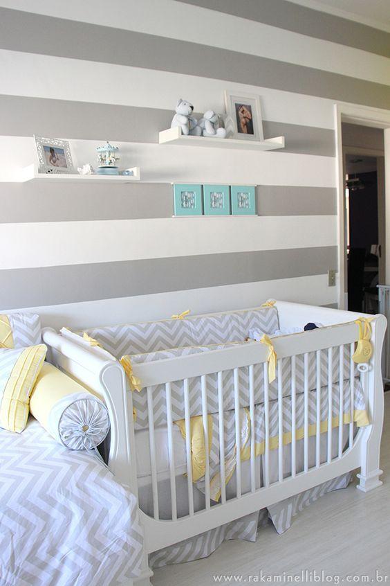 decoracao quarto bebe menino