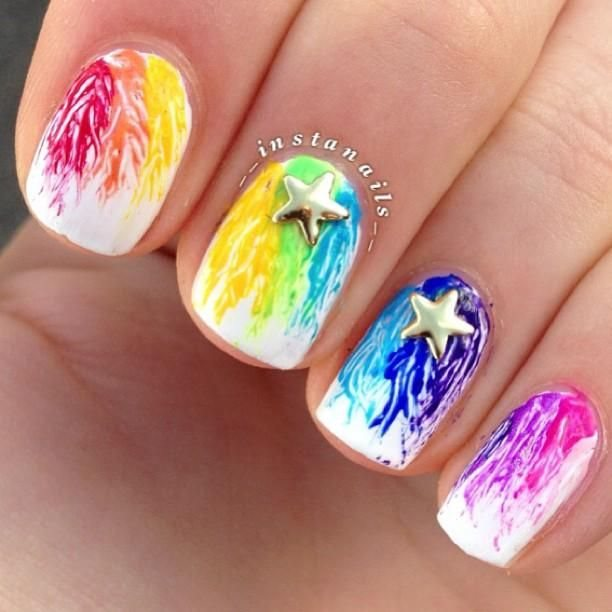 Best Nail Designs Pictures 2016 2017 For Girls: Unhas Decoradas 2016