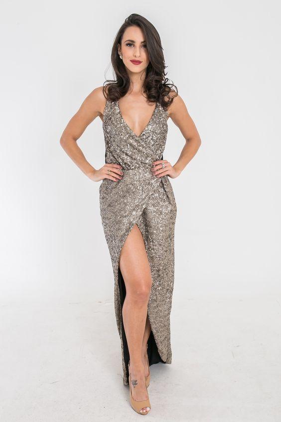 dicas modelos vestidos paete 9