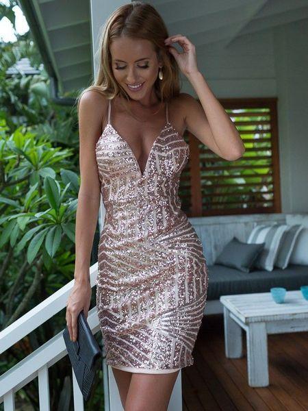 dicas modelos vestidos paete