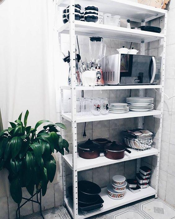dicas organizacao cozinha