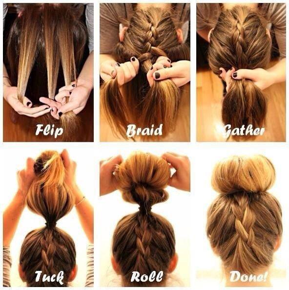 dicas para penteados simples