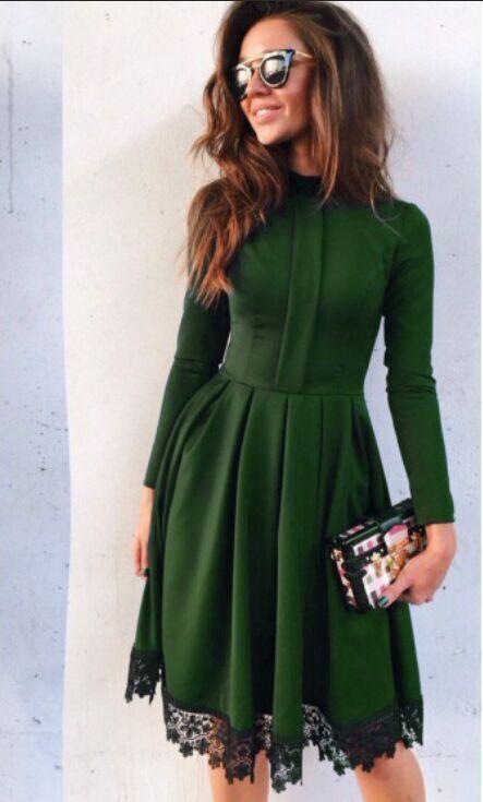 dicas usar comprar vestidos inverno 2