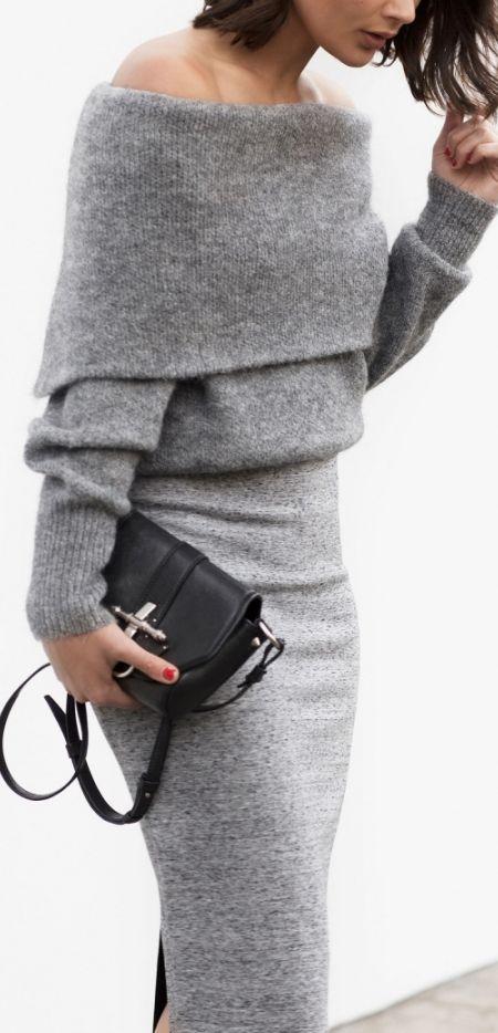 dicas usar comprar vestidos inverno 9