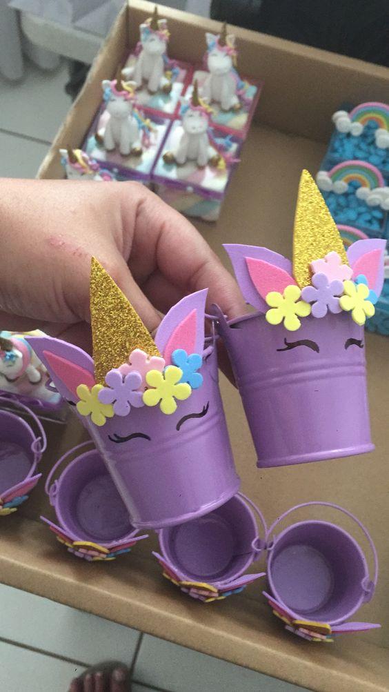 festa unicornio diy