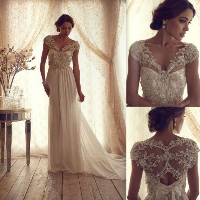 foto vestido vintage noiva