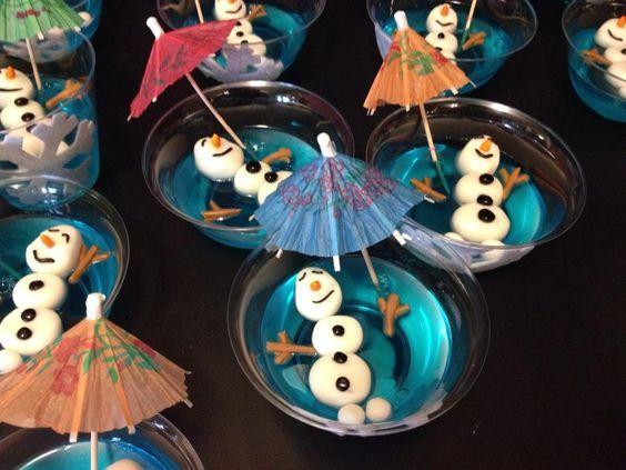 ideias decoracao festa frozen 4