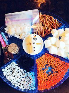 ideias decoracao festa frozen 5