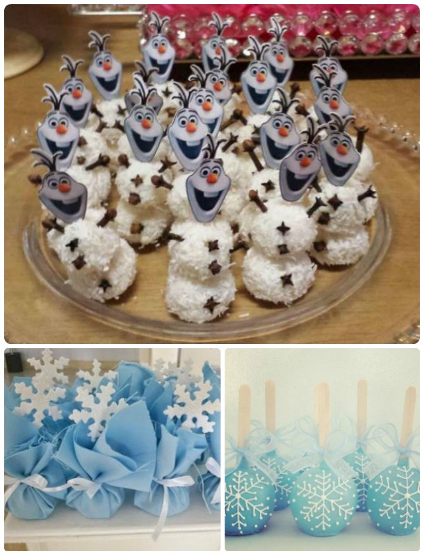 ideias decoracao festa frozen 9