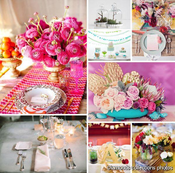 ideias para decorar casamento em 2016