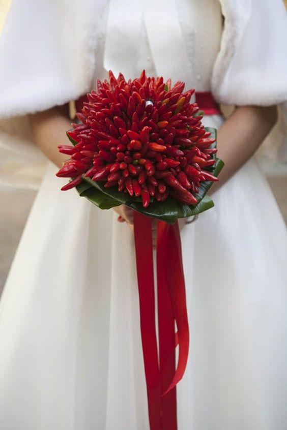 ideias ramos noiva pimenta 2