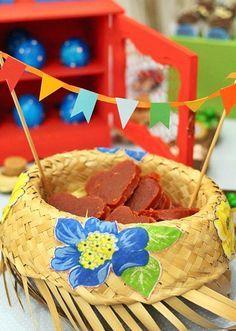 ideias servir doces festa junina goiabada