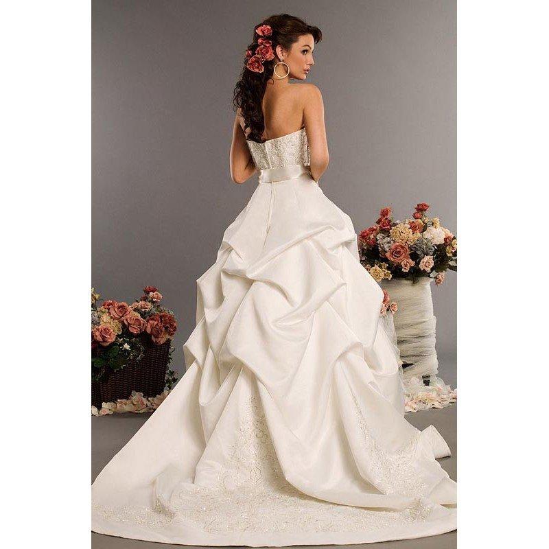 lindo vestido de casamento longo
