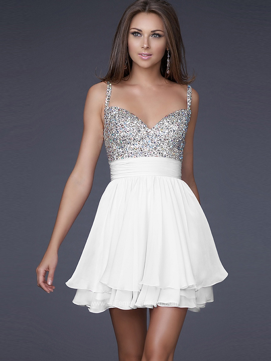 lindo vestido de festa curto