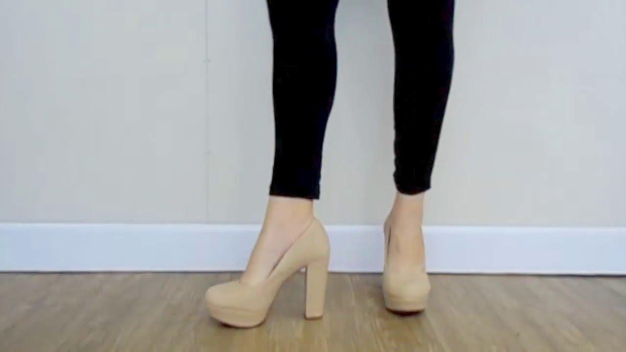 lokks modelos sapato meia pata 1