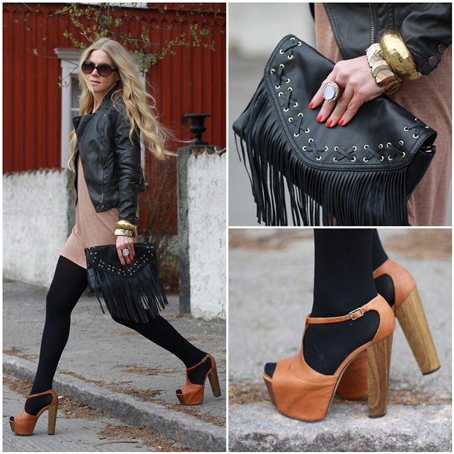 lokks modelos sapato meia pata 2