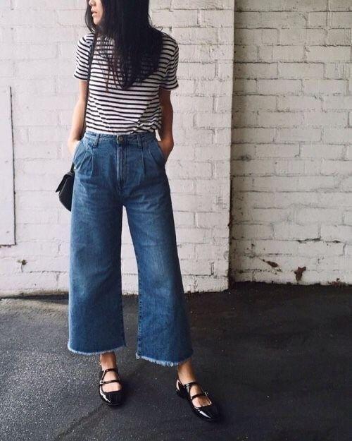look calcas largas curtas