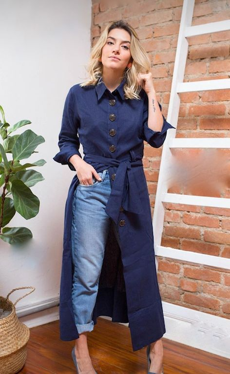 look calcas largas jeans