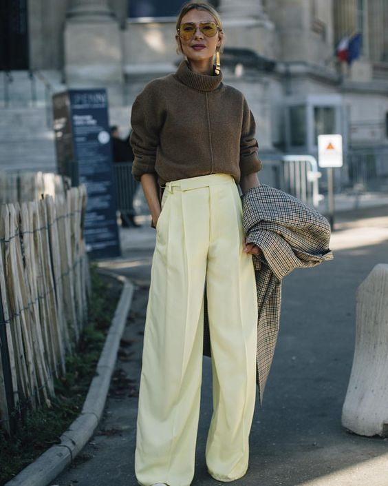 look calcas largas pantalona