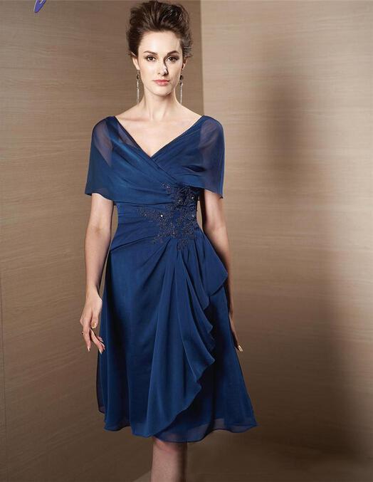 mãe da noiva vestidos de comprimento