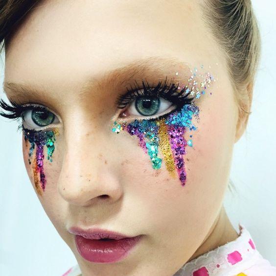 maquiagem carnaval 1