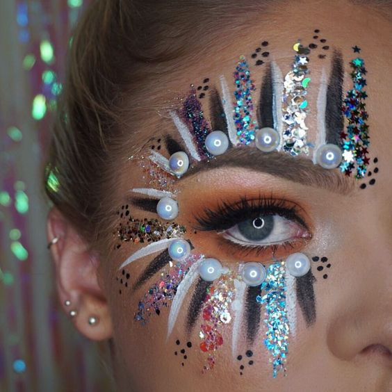 maquiagem carnaval 11