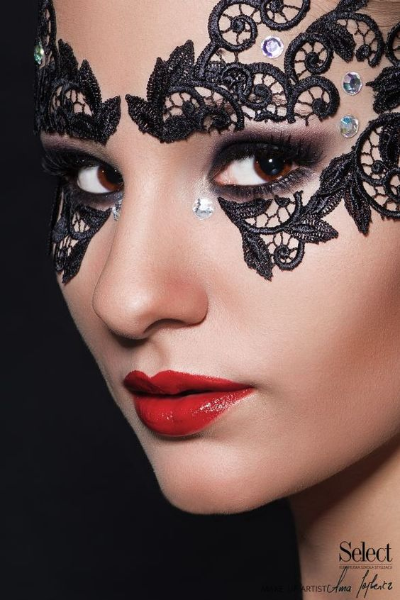 maquiagem carnaval 13