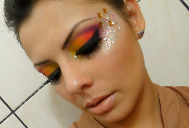 maquiagem carnaval 7 1