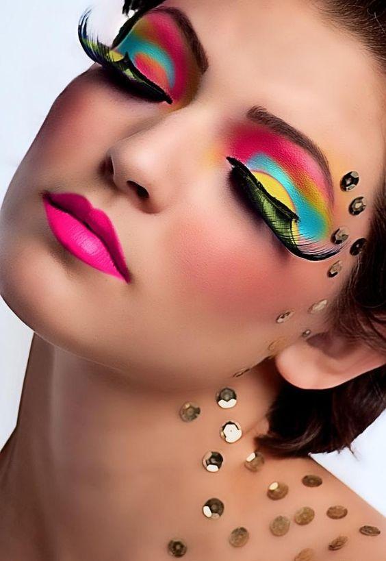 maquiagem carnaval 7