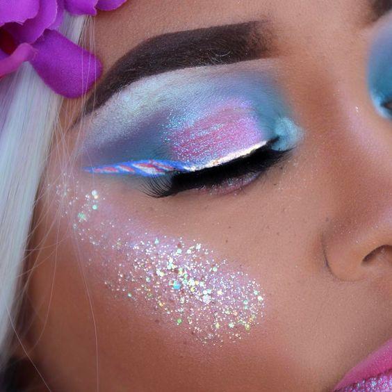 maquiagem carnaval 9 1